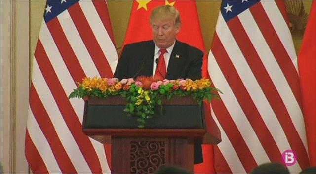 Trump+urgeix+la+Xina+a+actuar+en+la+crisi+de+Corea+del+Nord