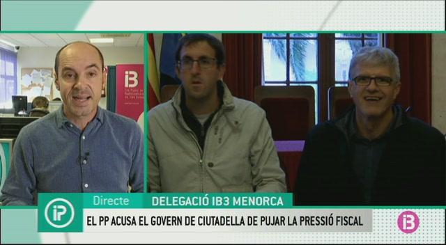 El+PP+acusa+el+govern+de+Ciutadella+de+pujar+la+pressi%C3%B3+fiscal+als+ciutadans