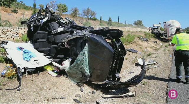 42+persones+han+mort+enguany+en+accidents+de+tr%C3%A0nsit+a+les+Balears