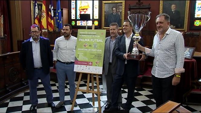 El+Palma+Futsal+s%27enfrontar%C3%A0+a+l%27Sporting+de+Portugal+al+Trofeu+Ciutat+de+Palma