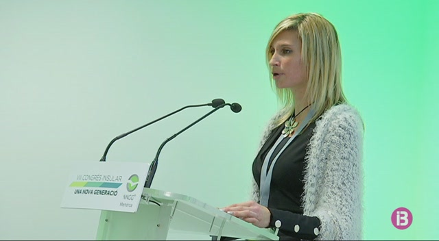 Olga+Ximenez%2C+presidenta+de+NNGG+Menorca