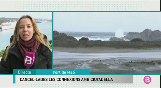 Cancel%C2%B7lades+les+connexions+mar%C3%ADtimes+amb+Ciutadella+per+mala+mar