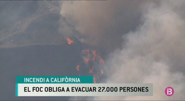 27.000+evacuats+a+Calif%C3%B2rnia+per+un+incendi+fora+de+control