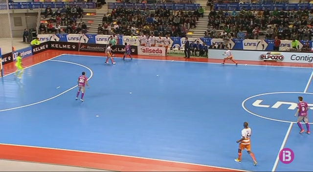 Derrota+del+Palma+Futsal+a+Cartagena