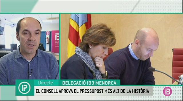El+Consell+de+Menorca+aprova+en+solitari+el+pressupost+m%C3%A9s+alt+de+la+seva+hist%C3%B2ria