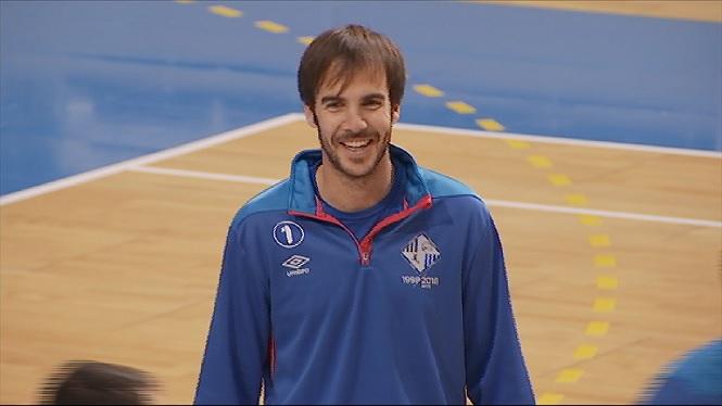 El+Palma+Futsal+torna+a+la+feina+amb+%C3%A0nims+renovats