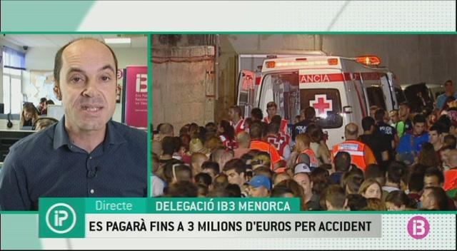 Ciutadella+assegura+fins+a+3+milions+per+accident+a+les+festes+de+Sant+Joan