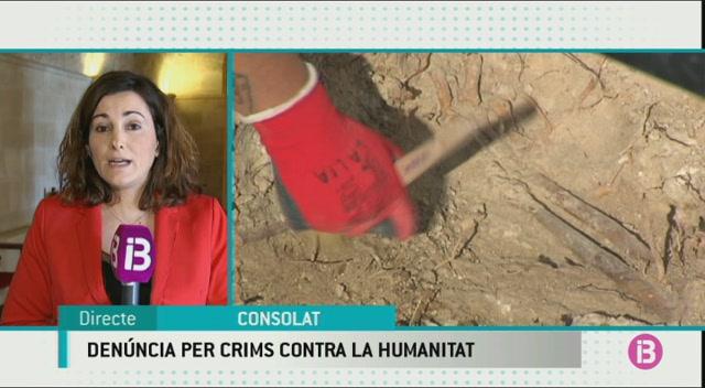 El+Govern+denuncia+a+la+Fiscalia+possibles+crims+contra+la+humanitat+a+la+fossa+de+Porreres