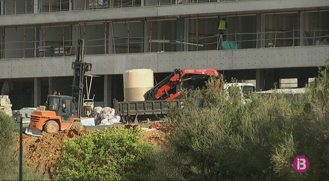 El+nou+hotel+de+Sant+Tom%C3%A0s+rep+una+subvenci%C3%B3+europea+de+2%2C2+milions+d%27euros