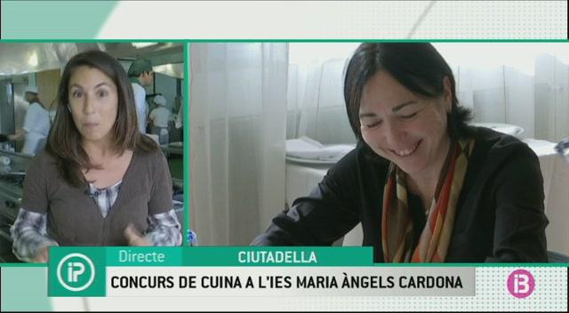 L%27IES+Maria+%C3%80ngels+Cardona+celebra+un+concurs+de+cuina+entre+els+seus+alumnes