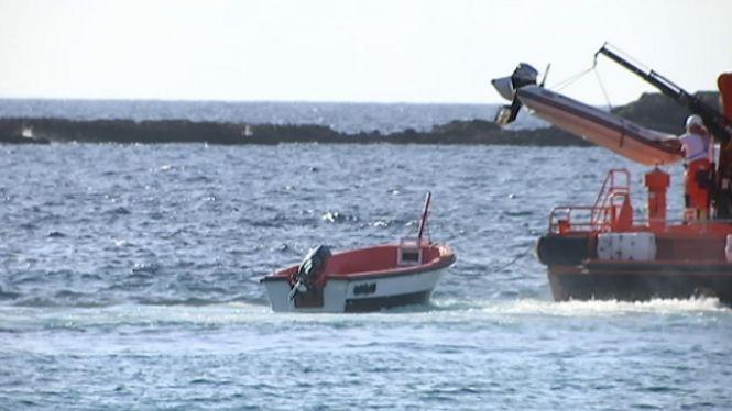 Arriben+5+barques+amb+migrants+a+les+Illes