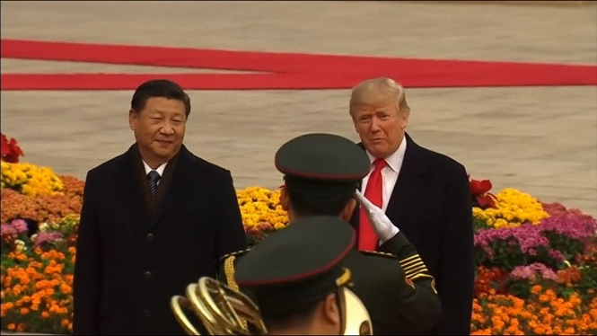 Trump+diu+no+tenir+pressa+sobre+la+relaci%C3%B3+comercial+entre+els+EUA+i+Xina
