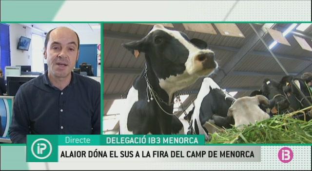 Alaior+dona+el+sus+a+la+32a+Fira+del+Camp+de+Menorca