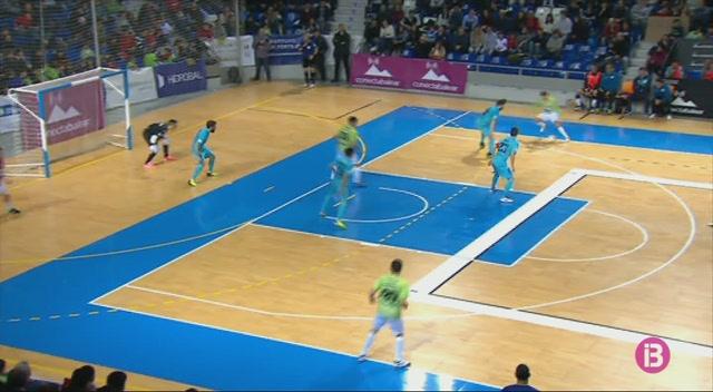 El+Palma+Futsal+perd+la+imbatibilitat+a+Son+Moix
