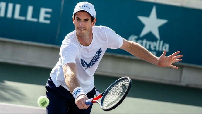 Andy+Murray+ja+%C3%A9s+a+Manacor+per+participar+al+Rafa+Nadal+Open
