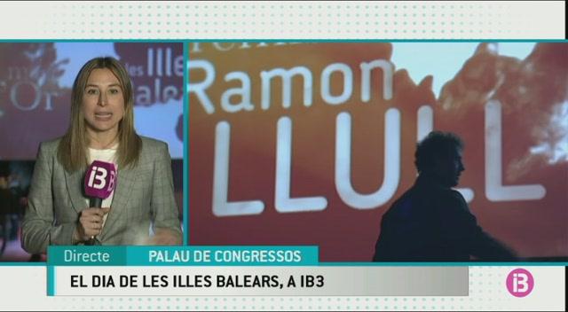 El+Palau+de+Congressos+es+prepara+per+l%27entrega+de+les+Medalles+d%27Or+i+els+Premis+Ramon+Llull