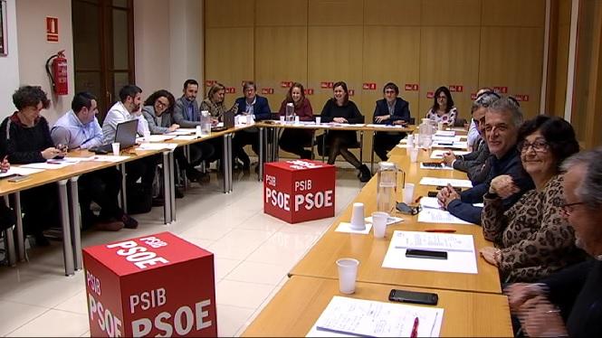 El+PSIB-PSOE+posa+en+marxa+la+Confer%C3%A8ncia+Pol%C3%ADtica+de+2019
