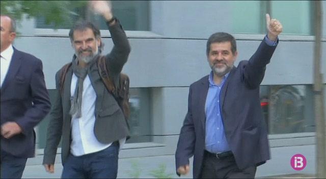 Jordi+S%C3%A1nchez+no+podr%C3%A0+sortir+de+pres%C3%B3+per+acudir+al+ple+d%27investidura+de+Catalunya