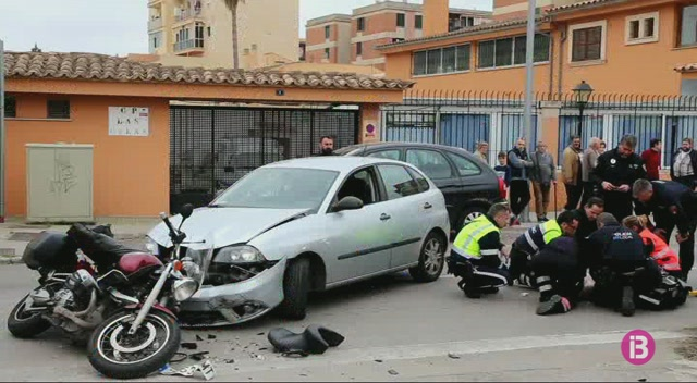 Un+motorista+ferit+greu+despr%C3%A9s+d%27un+accident+a+Son+Cladera