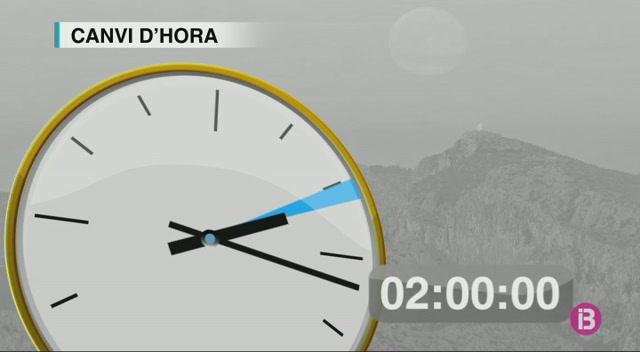 Arriba+el+nou+horari+d%27estiu%3A+avui+vespre+a+les+2+h+seran+les+3+h