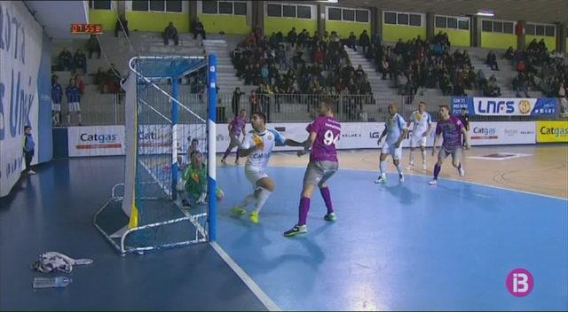 Derrota+dura+per+5-1+del+Palma+Futsal+a+Santa+Coloma