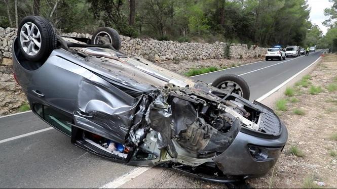 Ferits+dos+conductors+despr%C3%A9s+de+xocar+a+la+carretera+de+Llucmajor+a+Algaida