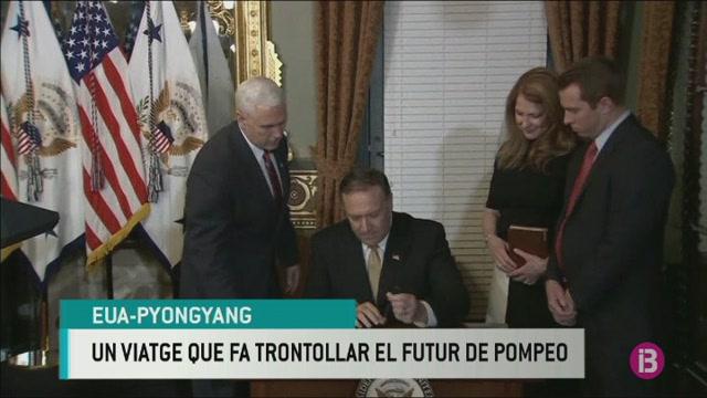 Trump+confirma+que+el+director+de+la+CIA++va+reunir-se+en+secret+amb+Kim+Jong+Un