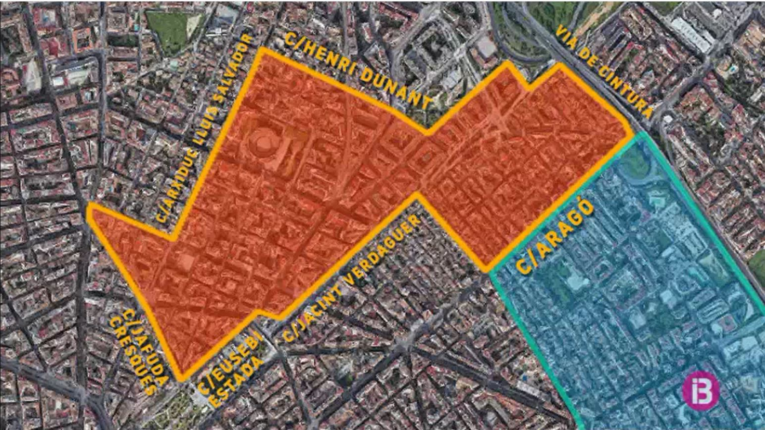 20.000+persones%2C+afectades+per+les+restriccions+a+la+zona+d%27Arquitecte+Benn%C3%A0zar