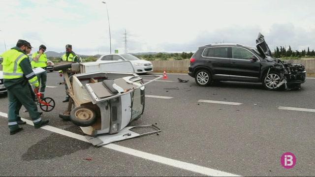 Mor+un+home+de+75+anys+en+un+accident+de+tr%C3%A0nsit+a+la+carretera+de+Manacor