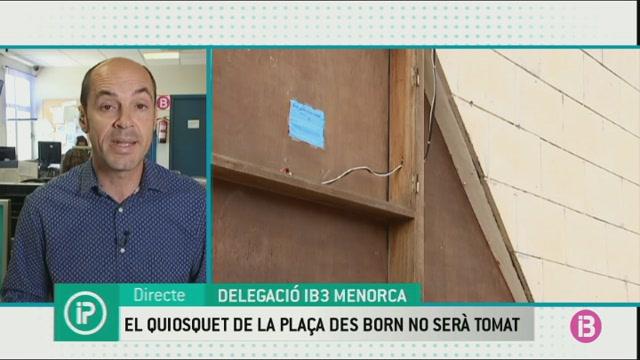 Ciutadella+indulta+el+quiosquet+de+la+pla%C3%A7a+des+Born