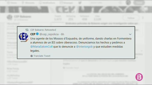 Indignaci%C3%B3+als+sindicats+policials+per+la+xerrada+d%27una+mossa+d%27esquadra+a+l%27Institut+Marc+Ferrer+de+Formentera
