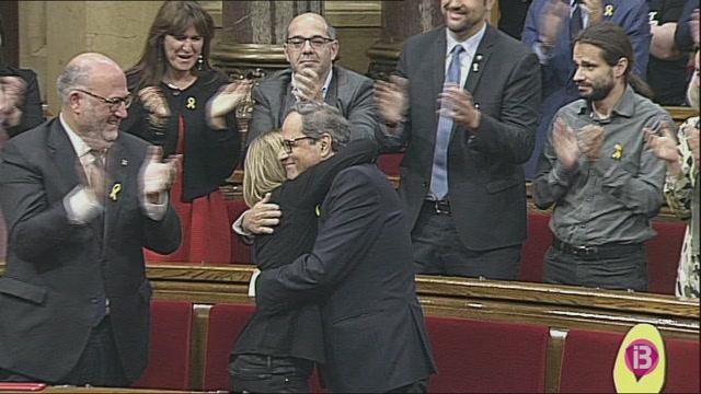 Quim+Torra+prendr%C3%A0+possessi%C3%B3+com+a+nou+president+de+Catalunya+dijous