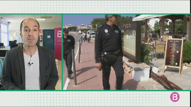 Refor%C3%A7+policial+a+Ciutadella+per+controlar+la+Cinquagesma+a+les+urbanitzacions