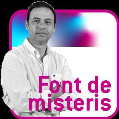 FONT DE MISTERIS