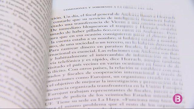 Presenten+un+llibre+dedicat+a+Pedro+Horrach