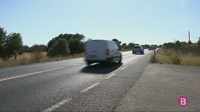 Paralitzen el desdoblament de la carretera de Campos