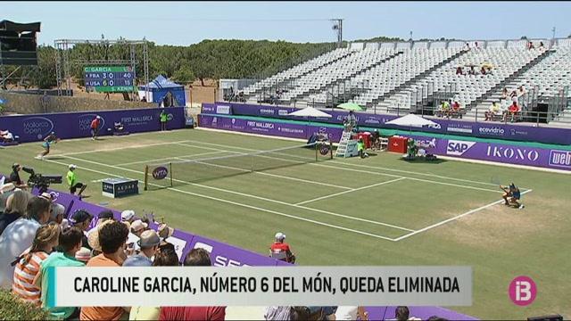 Caroline+Garcia%2C+eliminada+del+Mallorca+Open