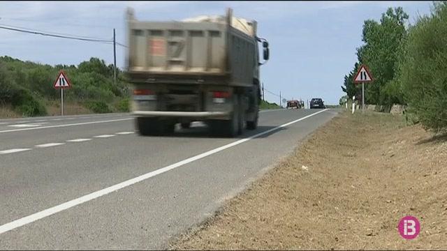 El+Castillo+Menorca+no+aconsegueix+aturar+la+reforma+de+la+carretera
