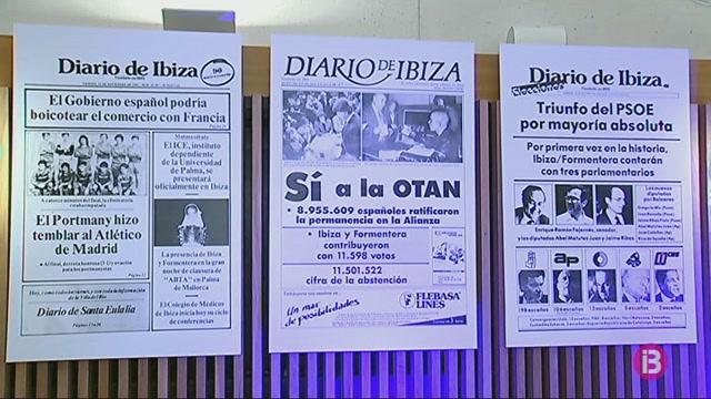 Diario+de+Ibiza+celebra+els+seus+125+anys+de+vida