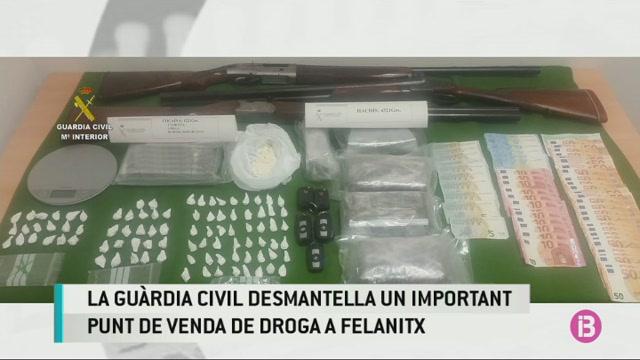 Desmantellen+un+important+punt+de+venda+de+droga+a+Felanitx