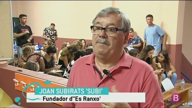 Es+Ranxo+ser%C3%A0+el+pregoner+de+les+festes+de+Sant+Jaume+des+Castell