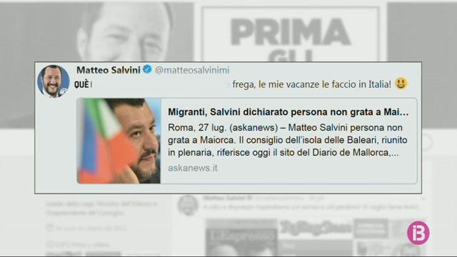 Matteo+Salvini+persona+%26%238220%3Bnon+grata%26%238221%3B+a+Mallorca