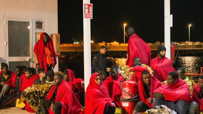 Quatre+migrants+moren+a+una+pastera+a+unes+30+milles+de+la+costa+de+Melilla