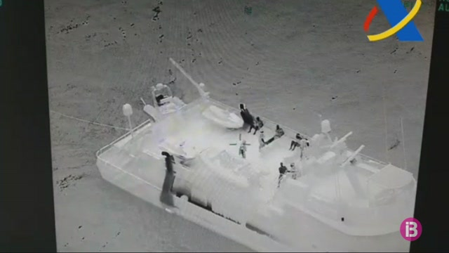 Confisquen+300+quilos+de+coca%C3%AFna+en+un+vaixell+entre+Mallorca+i+Eivissa