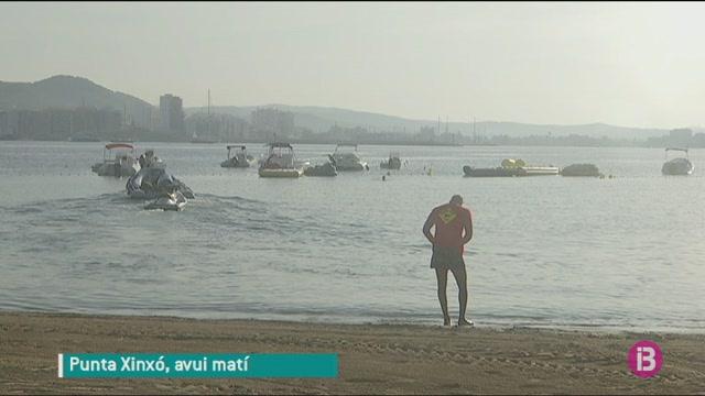 La+platja+de+Punta+Xinx%C3%B3+ja+est%C3%A0+oberta+al+p%C3%BAblic