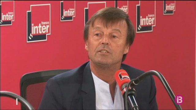 El+ministre+de+Transici%C3%B3+Ecol%C3%B2gica+franc%C3%A8s+dimiteix+sense+informar+abans+a+Macron