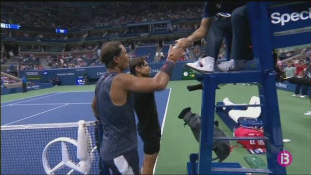 Rafel+Nadal+supera+David+Ferrer%2C+que+abandona+per+lesi%C3%B3