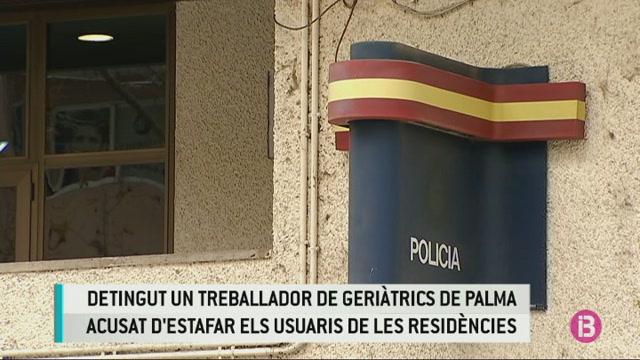 La+Policia+Nacional+ha+detingut+un+treballador+de+geri%C3%A0trics+a+Palma