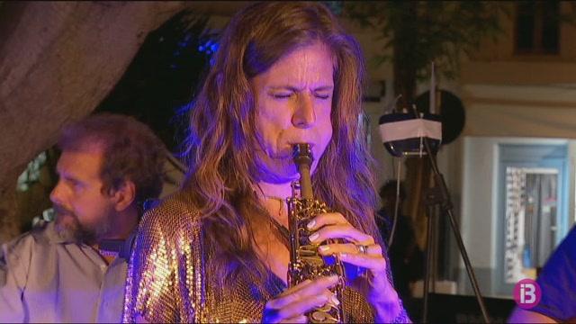 Muriel+Grossmann+i+el+seu+quartet+inauguren+la+30+edici%C3%B3+del+Festival+Eivissa+Jazz