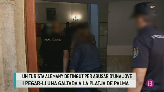 Detengut+un+turista+per+palpar+una+jove+i+agredir-la+a+la+Platja+de+Palma